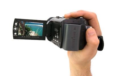 ハンディカムビデオカメラ